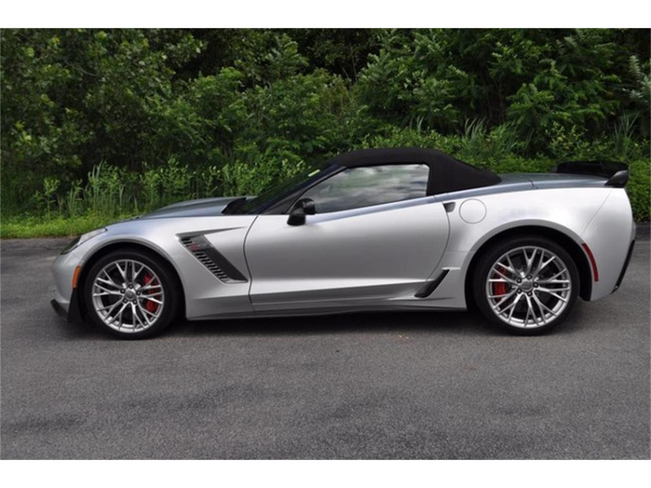 Large Picture of 2015 Chevrolet Corvette located in New York Auction Vehicle Offered by Prestige Motor Car Co. - LATH