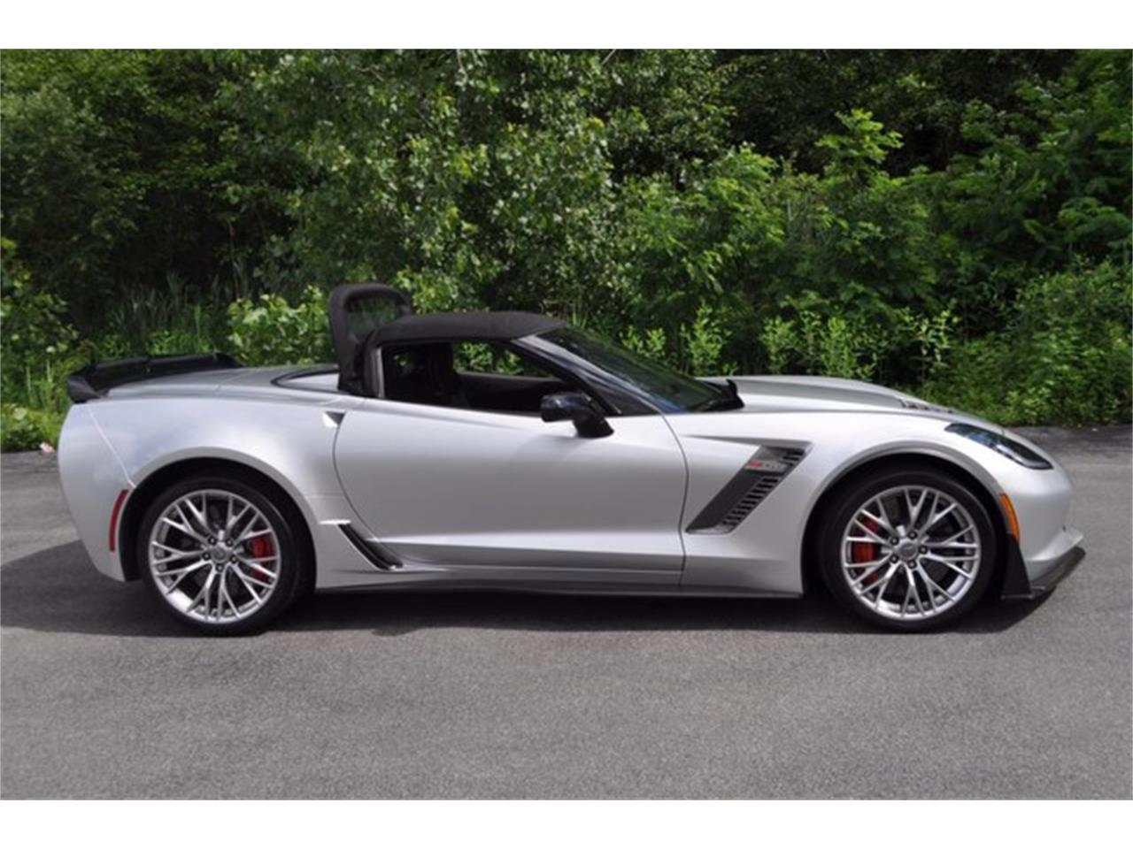 Large Picture of 2015 Chevrolet Corvette located in Clifton Park New York Auction Vehicle Offered by Prestige Motor Car Co. - LATH