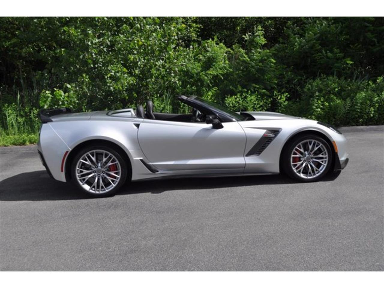 Large Picture of 2015 Corvette located in Clifton Park New York Auction Vehicle Offered by Prestige Motor Car Co. - LATH