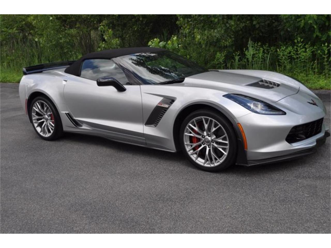 Large Picture of '15 Corvette located in Clifton Park New York Auction Vehicle - LATH