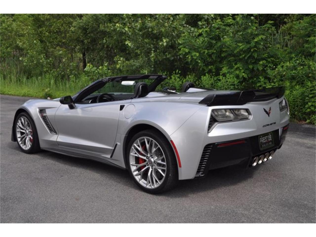 Large Picture of '15 Chevrolet Corvette located in New York Auction Vehicle - LATH