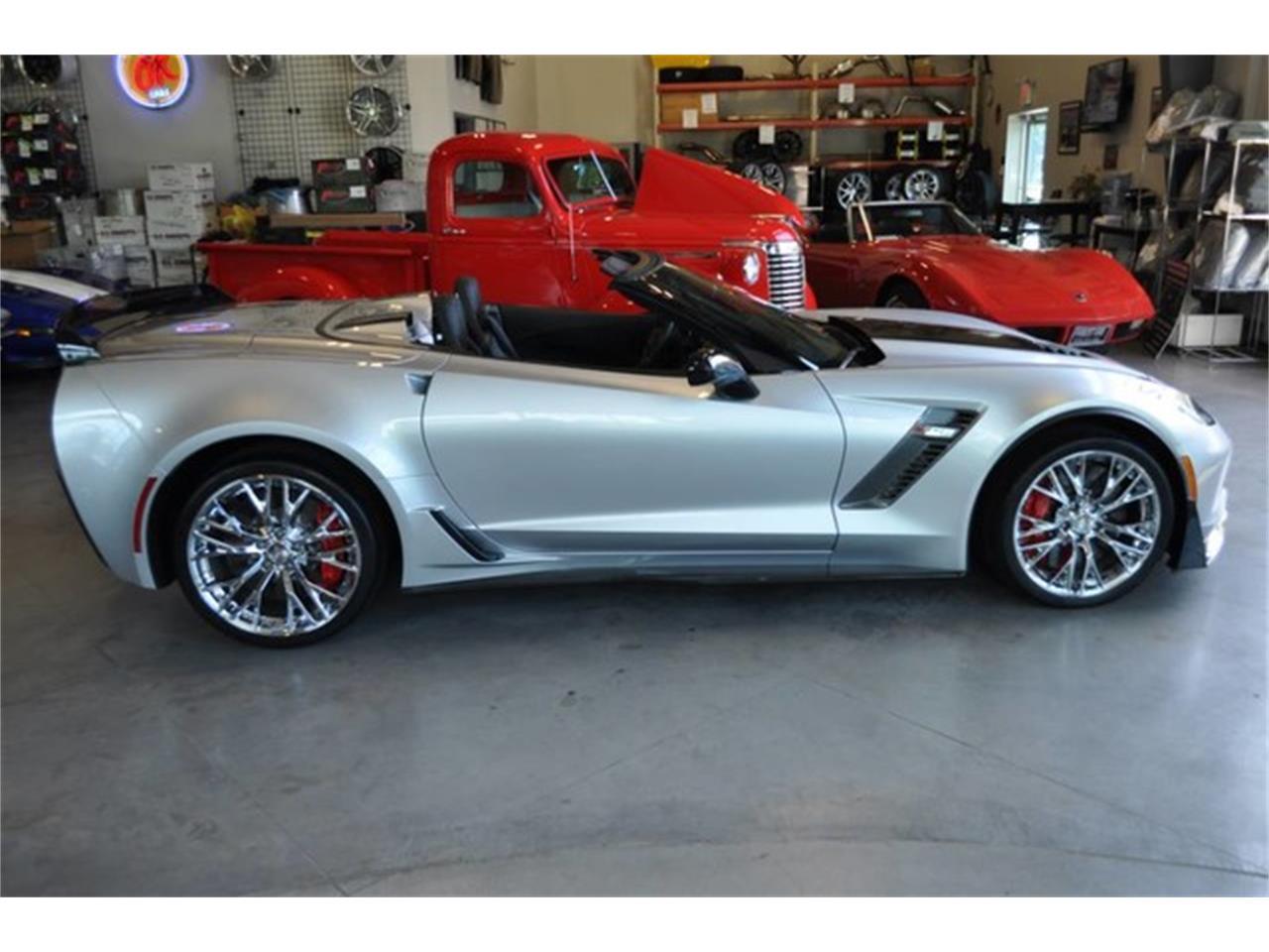 Large Picture of 2015 Chevrolet Corvette Auction Vehicle - LATH