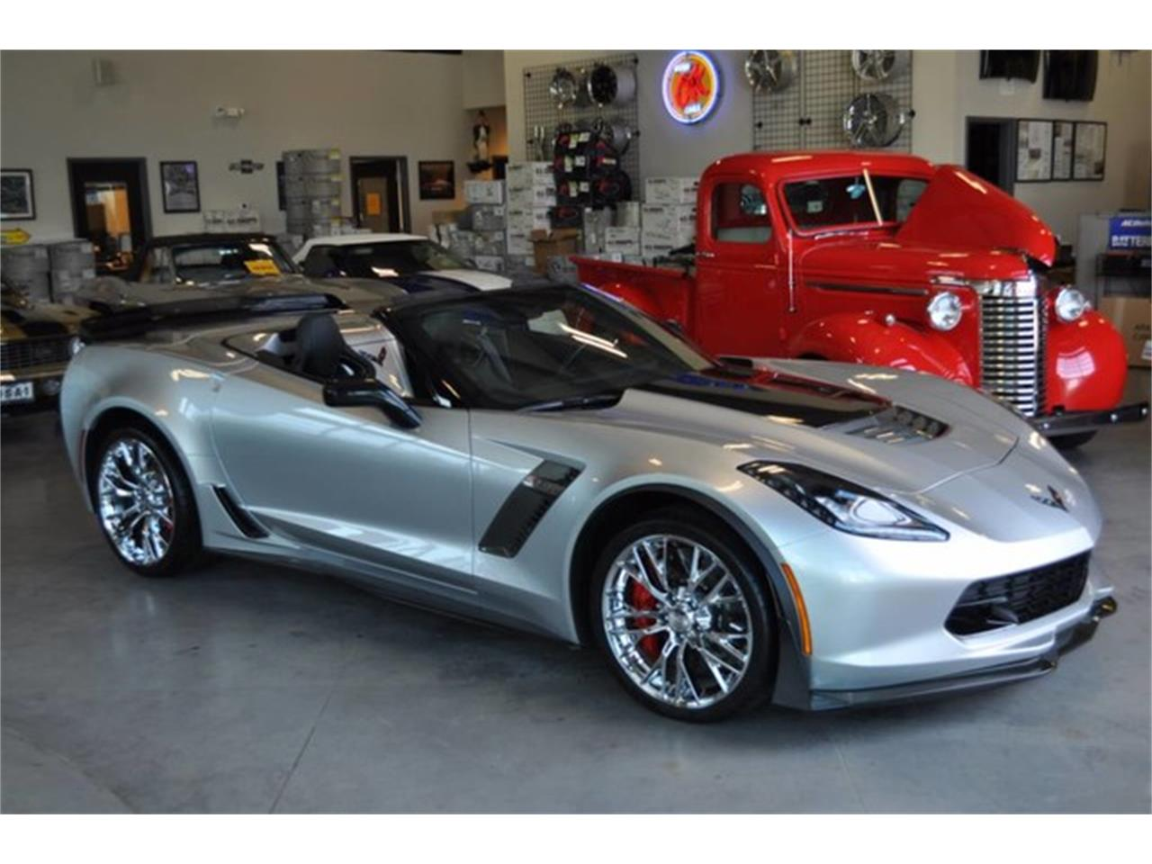 Large Picture of '15 Corvette located in New York Auction Vehicle Offered by Prestige Motor Car Co. - LATH