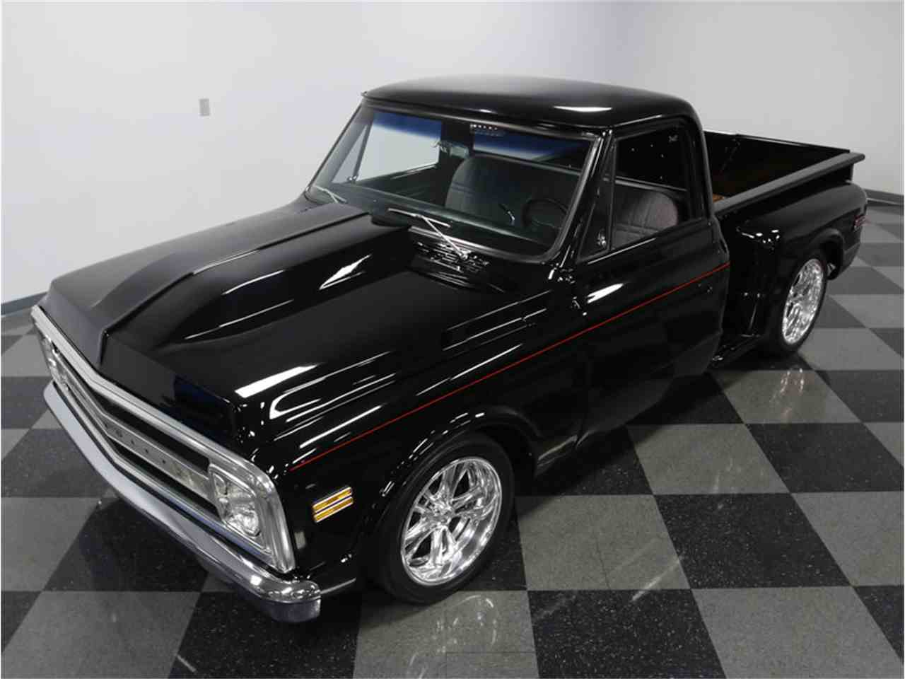 Large Picture of '69 C10 Supercharged - LATP
