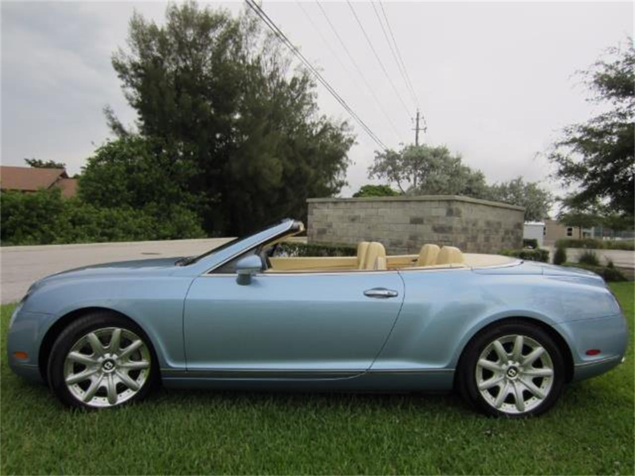 Large Picture of '08 Bentley Continental GTC located in Florida - LATV