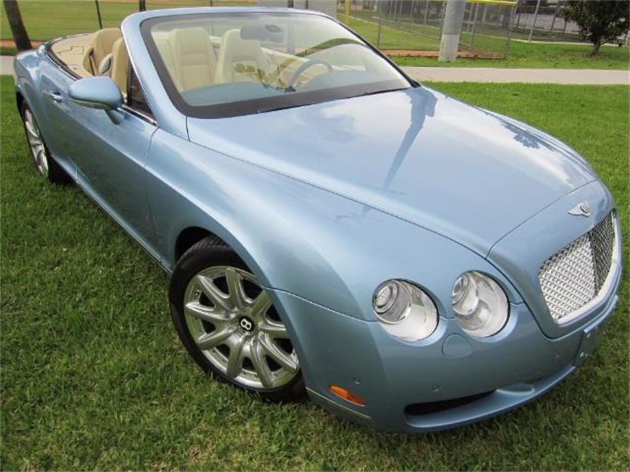 Large Picture of '08 Bentley Continental GTC - LATV