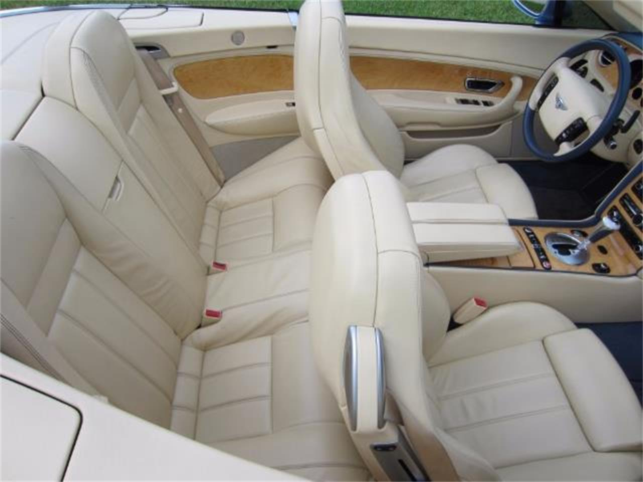 Large Picture of 2008 Bentley Continental GTC located in Florida Auction Vehicle - LATV