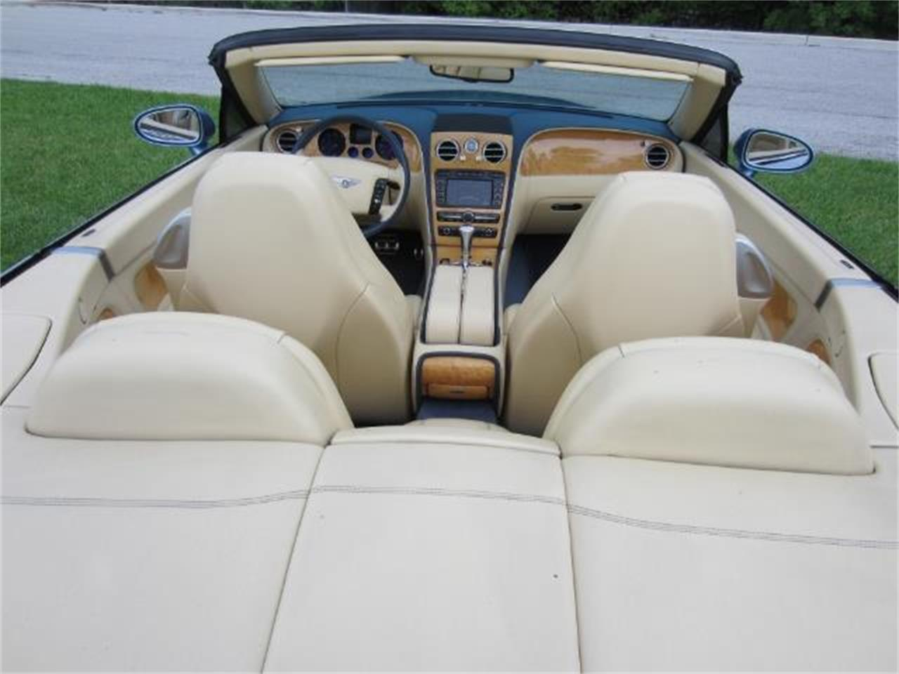 Large Picture of 2008 Bentley Continental GTC - LATV