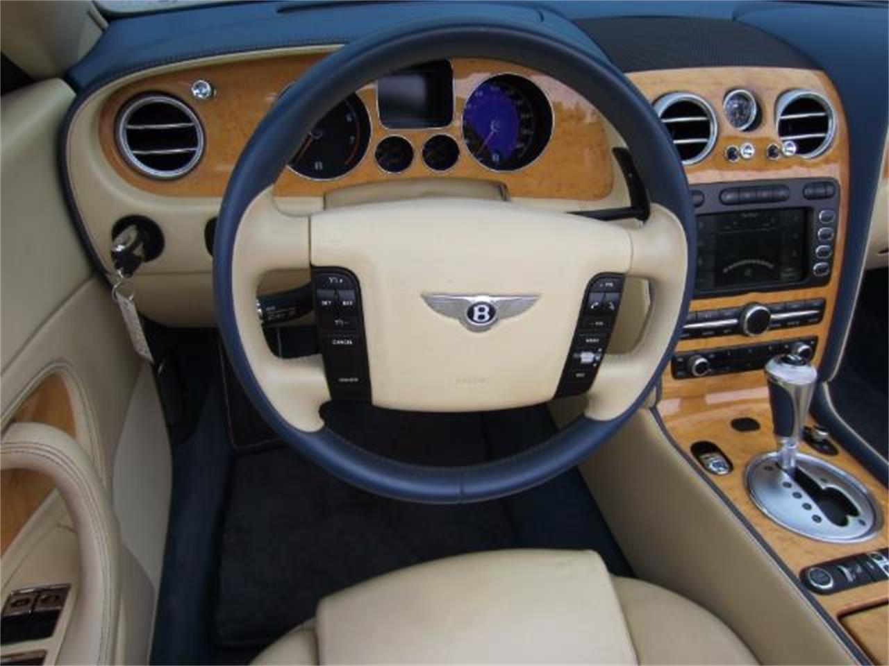 Large Picture of 2008 Bentley Continental GTC located in Delray Beach Florida Auction Vehicle - LATV