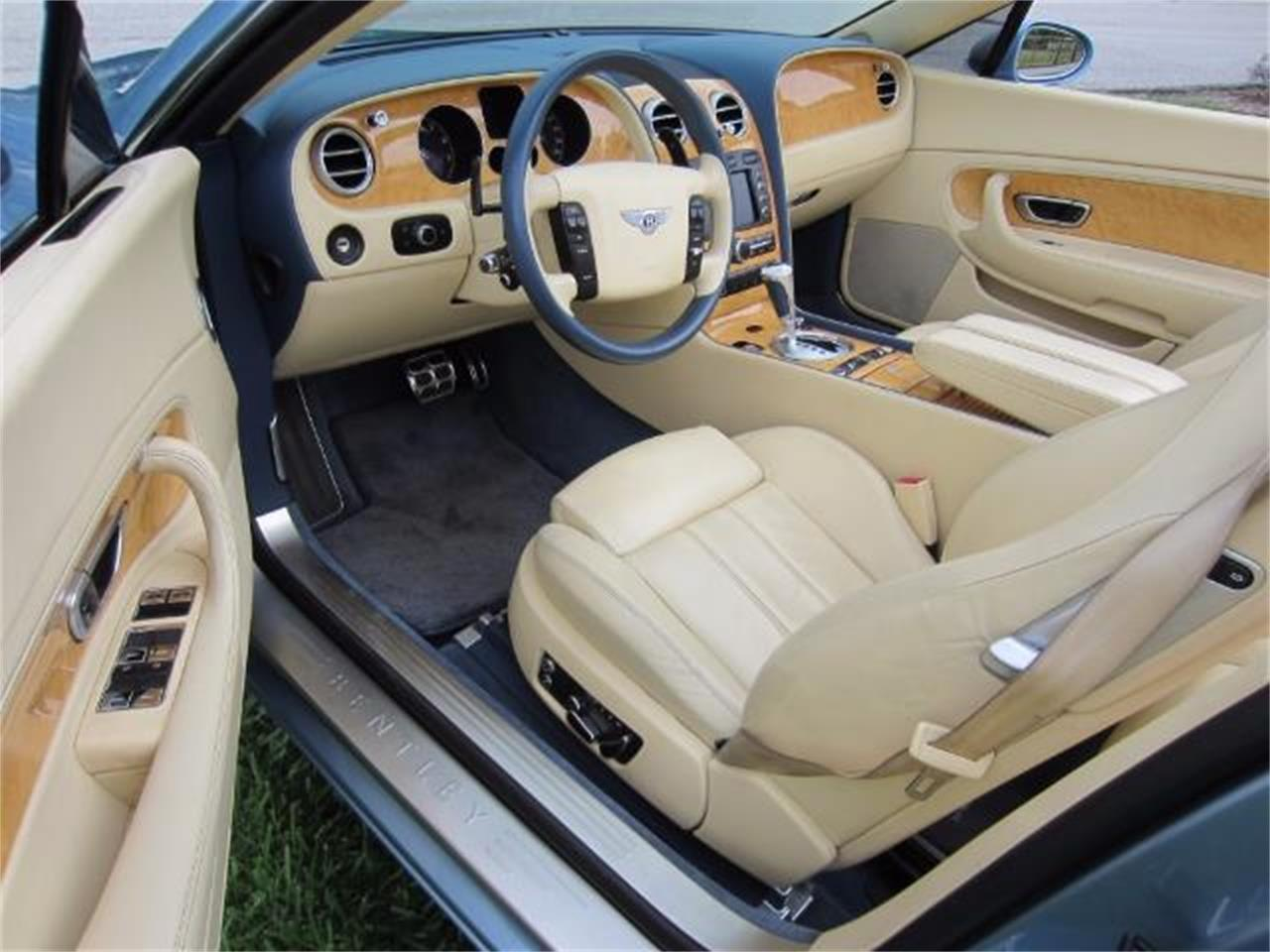 Large Picture of 2008 Bentley Continental GTC located in Florida - LATV