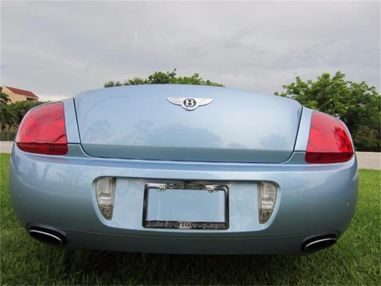 Large Picture of '08 Continental GTC Offered by Autosport Group - LATV