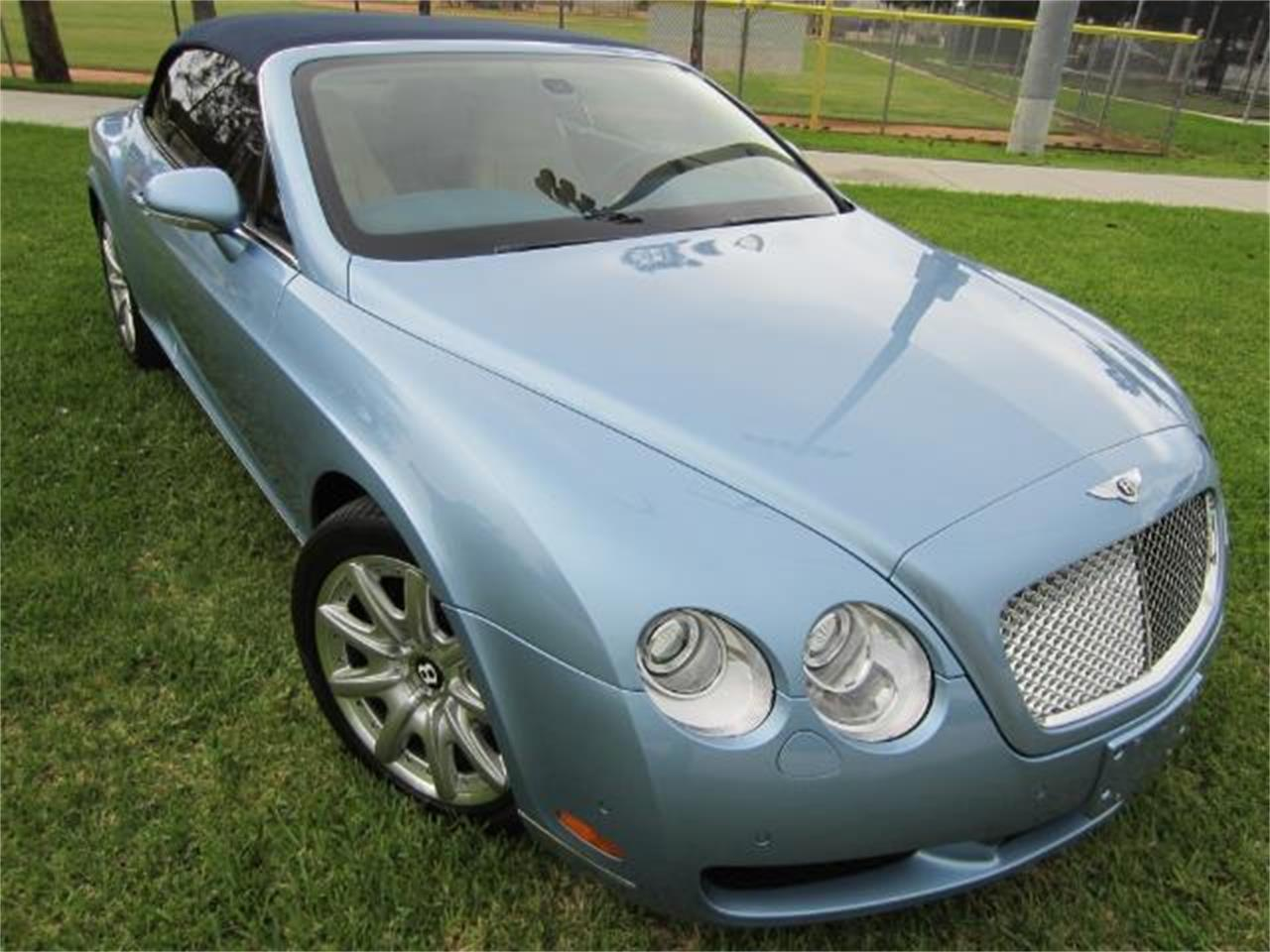 Large Picture of 2008 Continental GTC Auction Vehicle - LATV