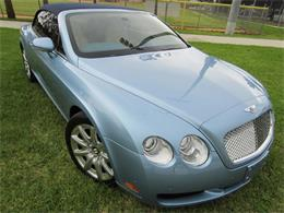 Picture of '08 Bentley Continental GTC located in Delray Beach Florida - LATV