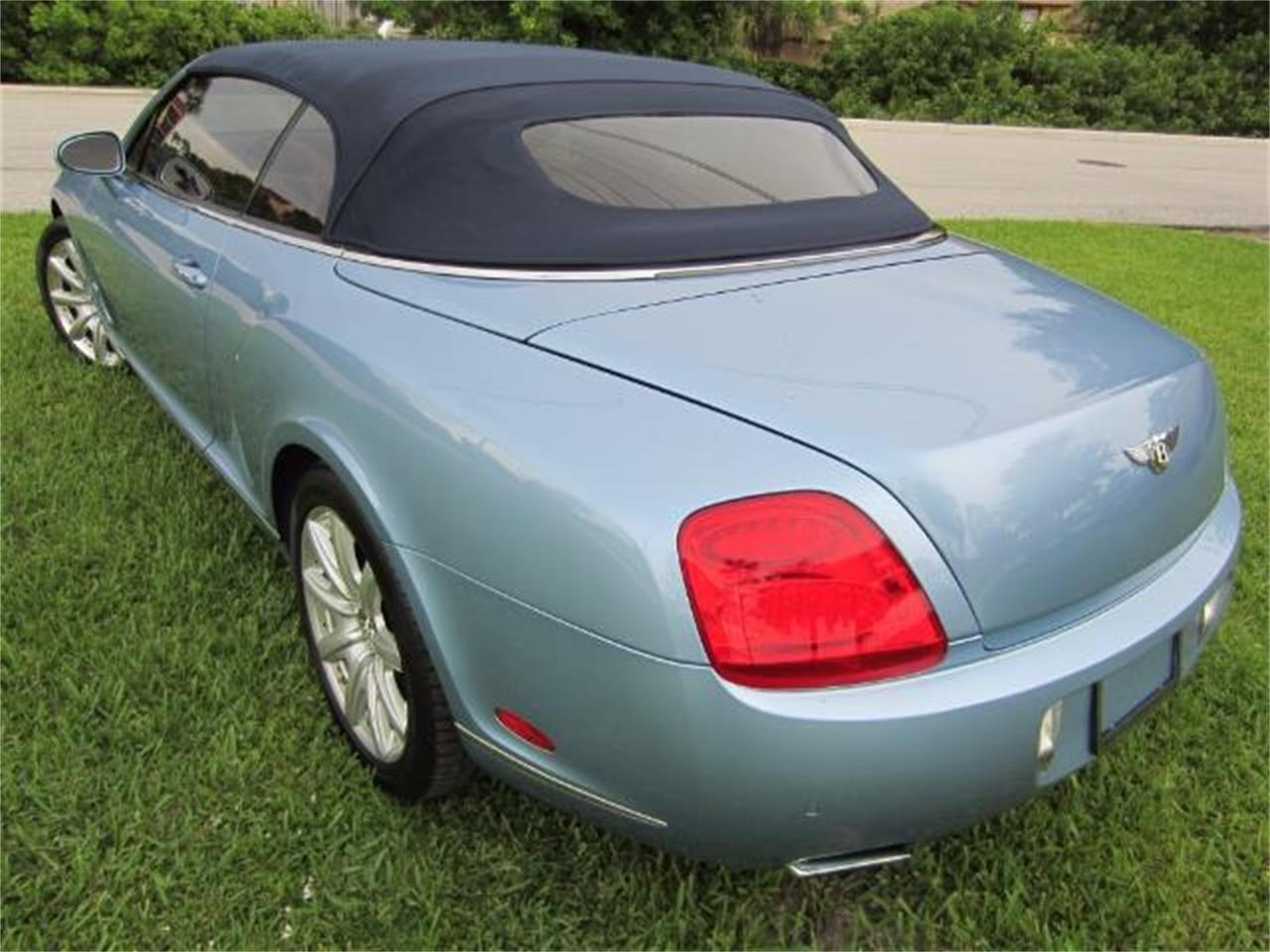 Large Picture of 2008 Continental GTC Offered by Autosport Group - LATV