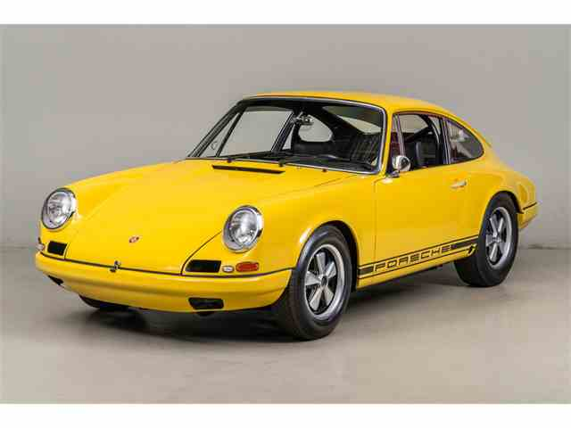Picture of Classic 1967 Porsche 911 R located in Scotts Valley California Auction Vehicle Offered by Canepa - LAU5