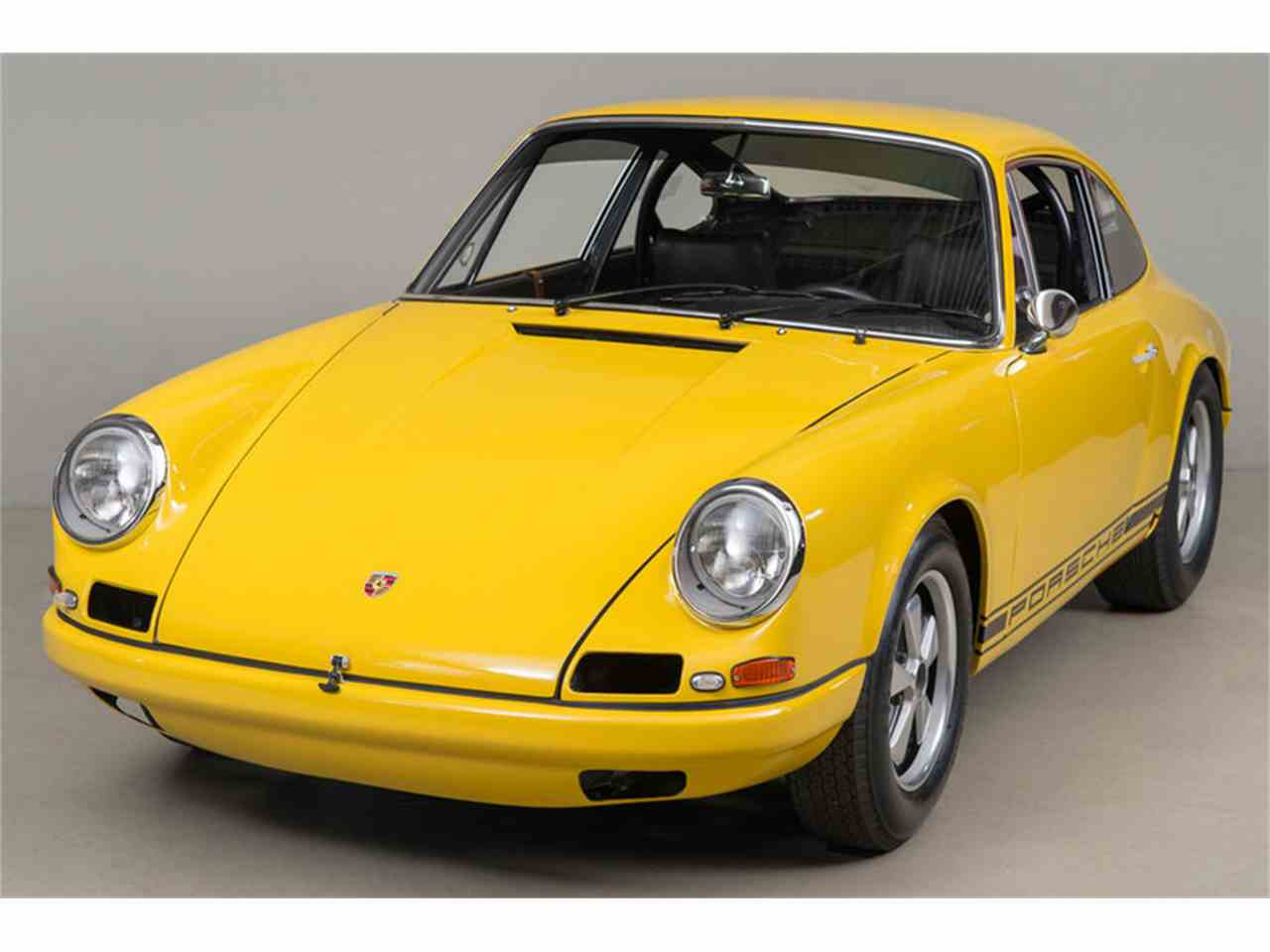1967 porsche 911 r for sale cc 993821. Black Bedroom Furniture Sets. Home Design Ideas