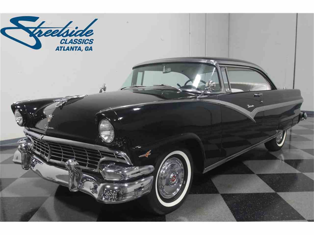 Large Picture of '56 Fairlane Victoria - $39,995.00 Offered by Streetside Classics - Atlanta - LAUC