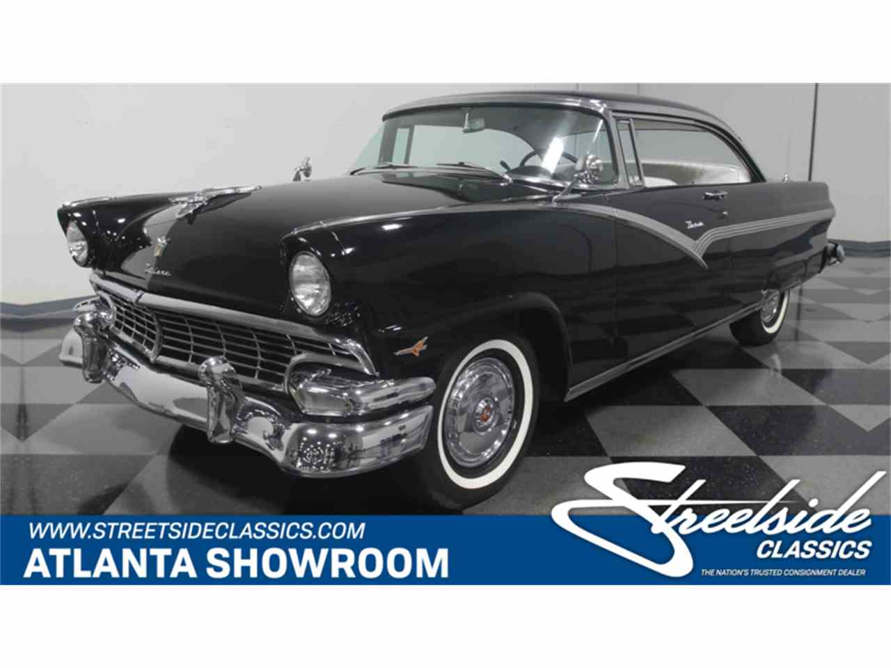 Large Picture of 1956 Ford Fairlane Victoria located in Georgia - $39,995.00 Offered by Streetside Classics - Atlanta - LAUC
