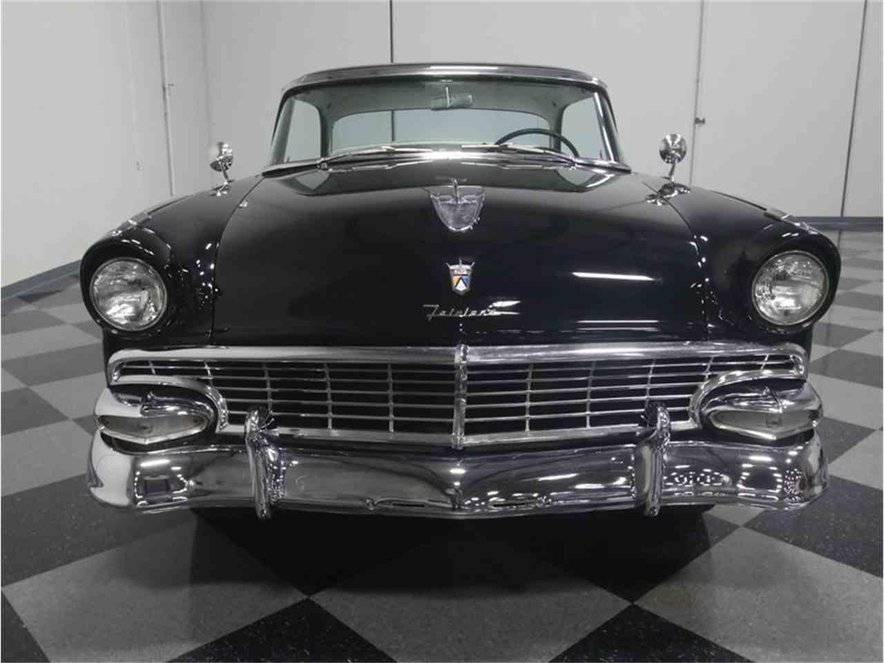 Large Picture of '56 Ford Fairlane Victoria located in Georgia - LAUC