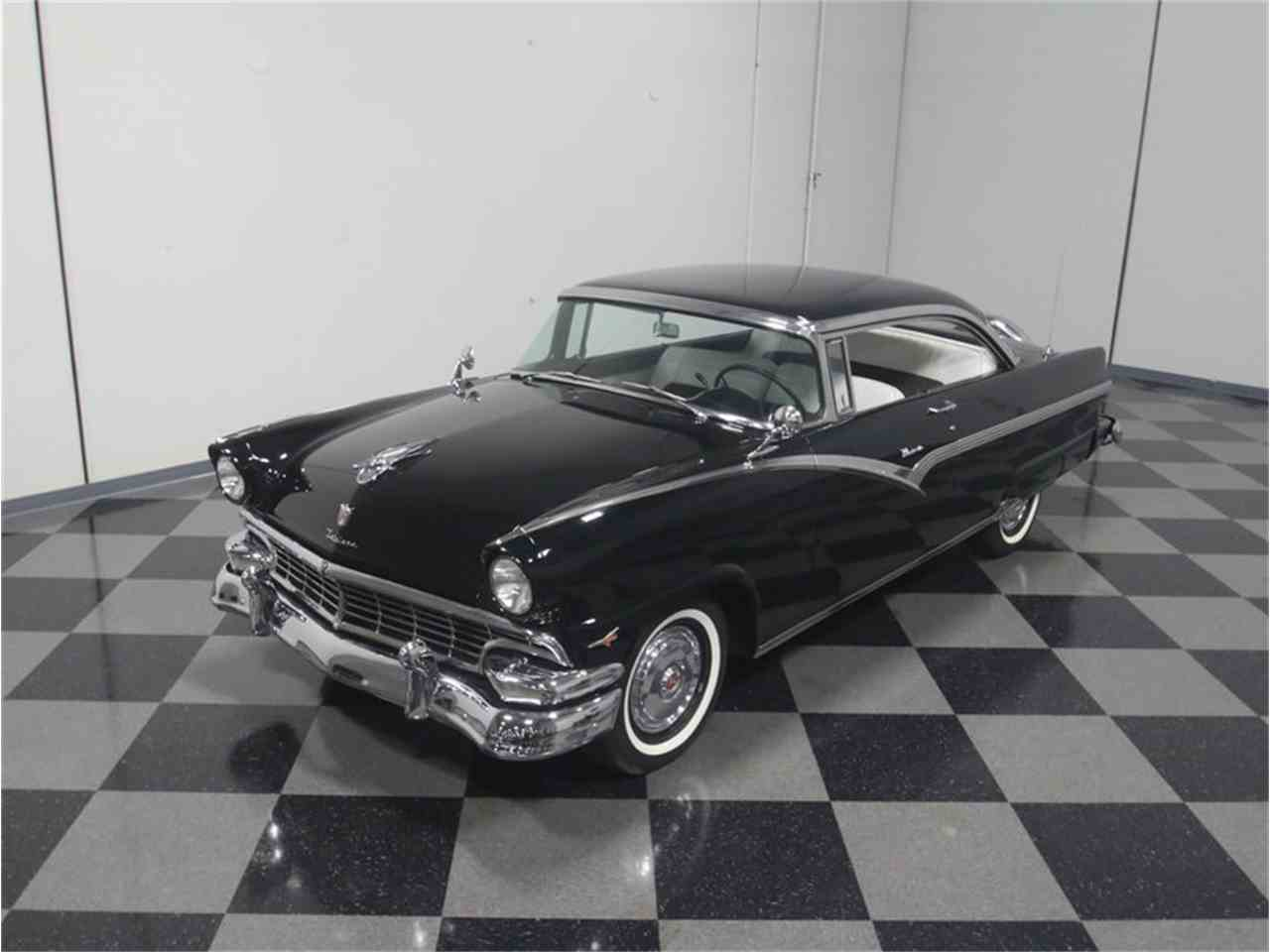 Large Picture of Classic 1956 Fairlane Victoria located in Lithia Springs Georgia Offered by Streetside Classics - Atlanta - LAUC