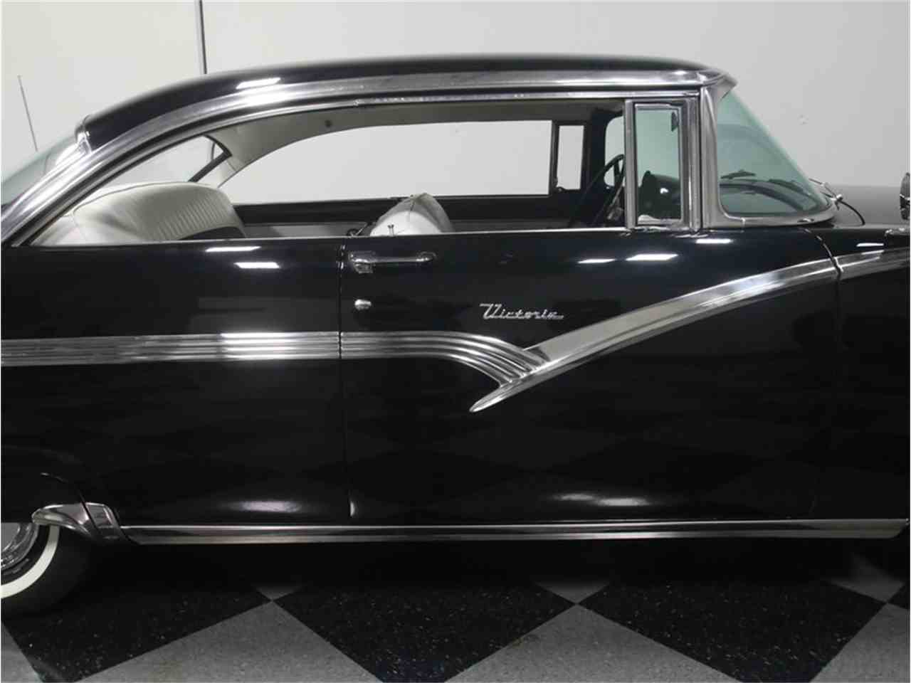 Large Picture of Classic '56 Fairlane Victoria located in Georgia Offered by Streetside Classics - Atlanta - LAUC