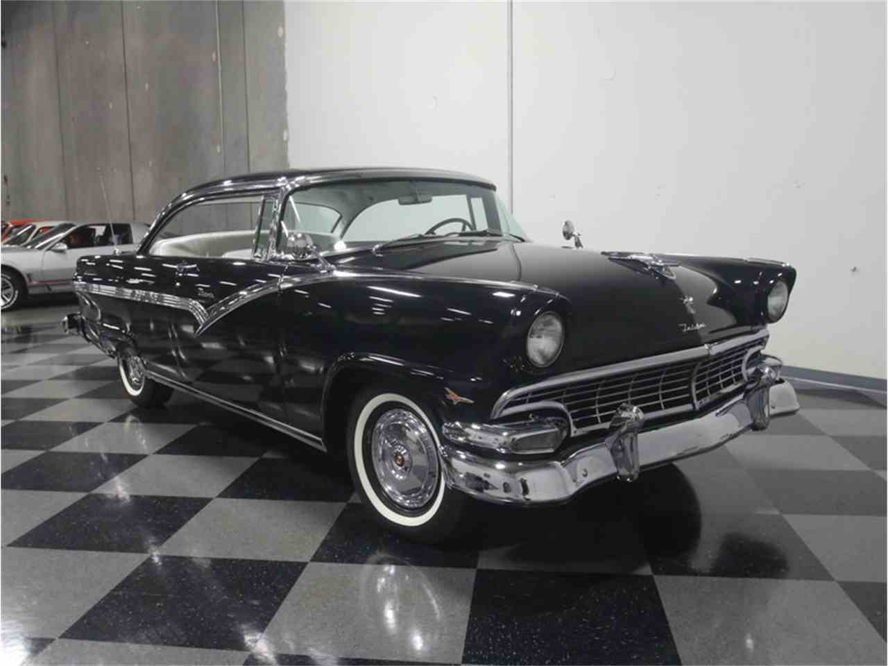 Large Picture of '56 Ford Fairlane Victoria located in Lithia Springs Georgia Offered by Streetside Classics - Atlanta - LAUC