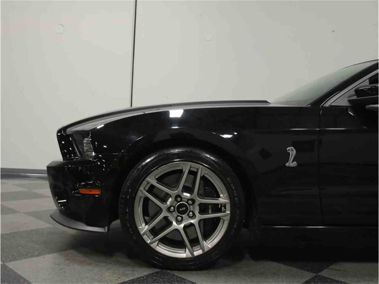 Large Picture of '14 GT500 - LAUE