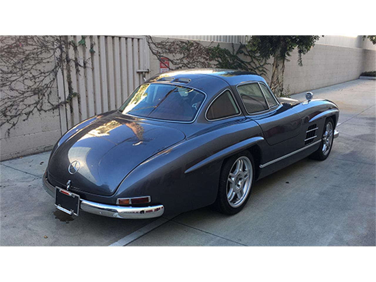 1955 Mercedes-Benz 300 SL Gullwing Replica for Sale ...