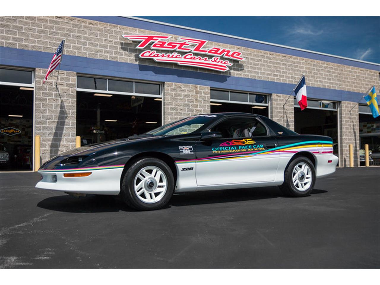 Large Picture of '93 Camaro - LAVL