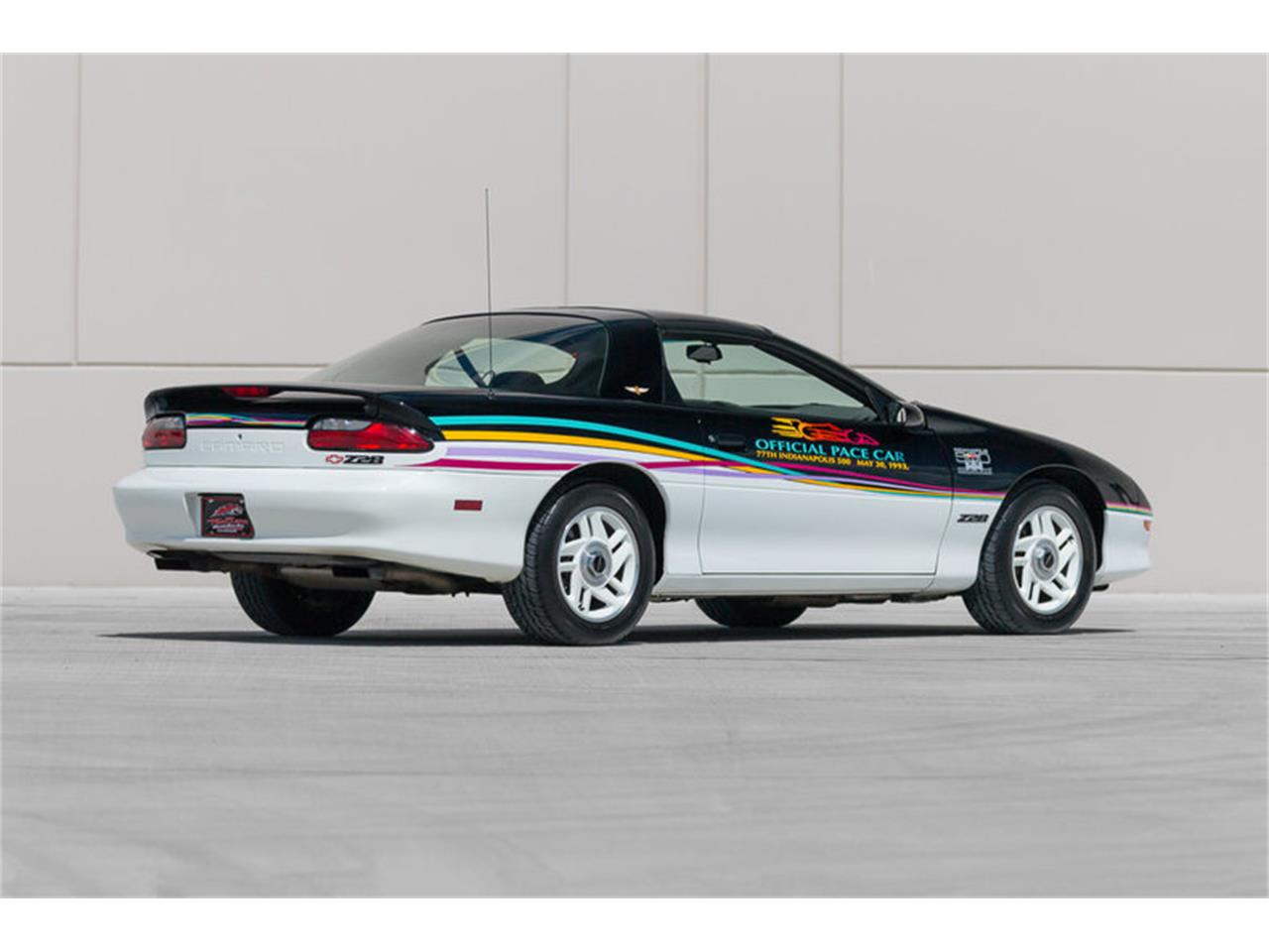 Large Picture of '93 Chevrolet Camaro - $15,500.00 - LAVL