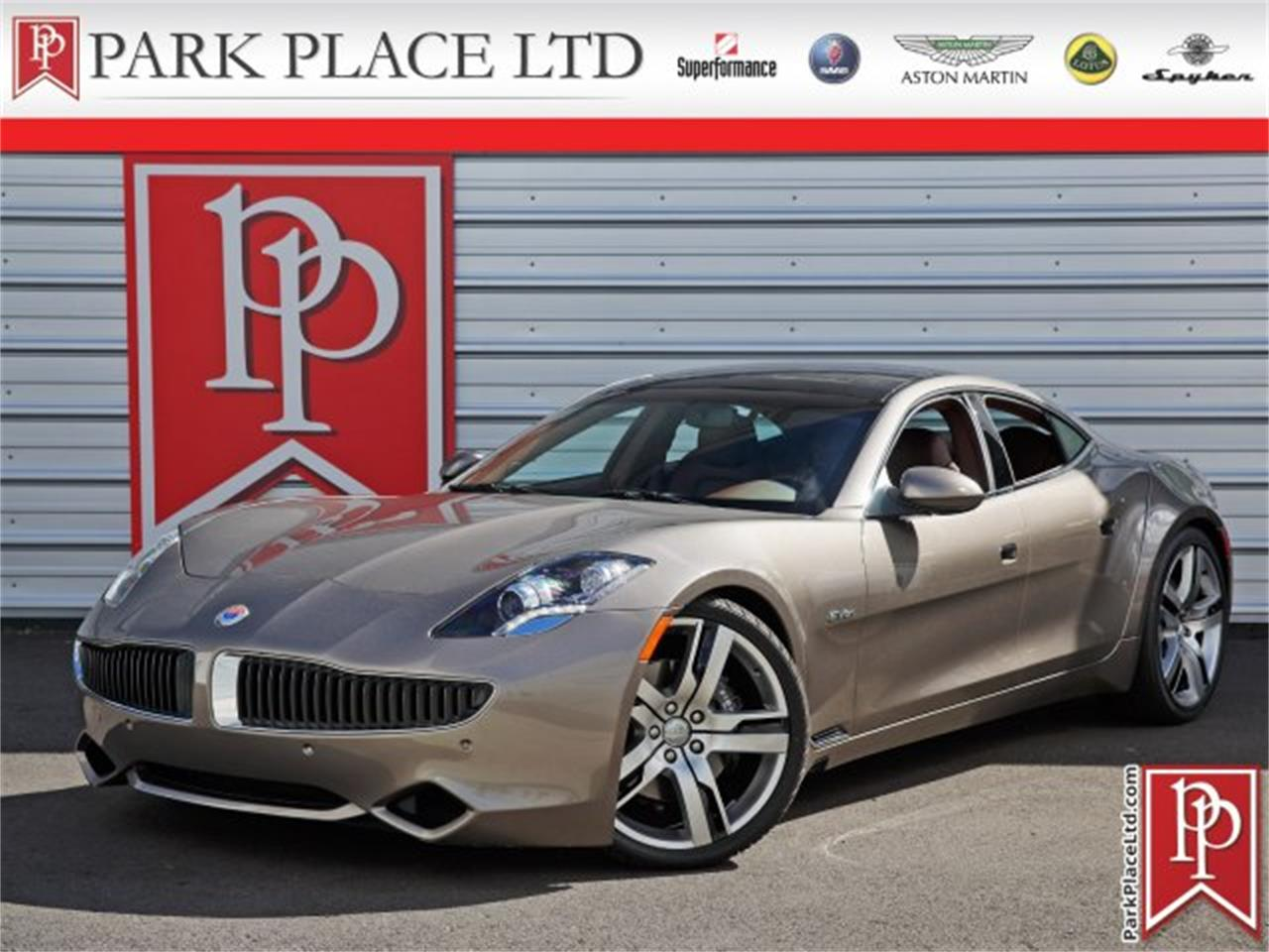 Large Picture of '12 Fisker Karma located in Bellevue Washington - $45,950.00 Offered by Park Place Ltd - L7X3