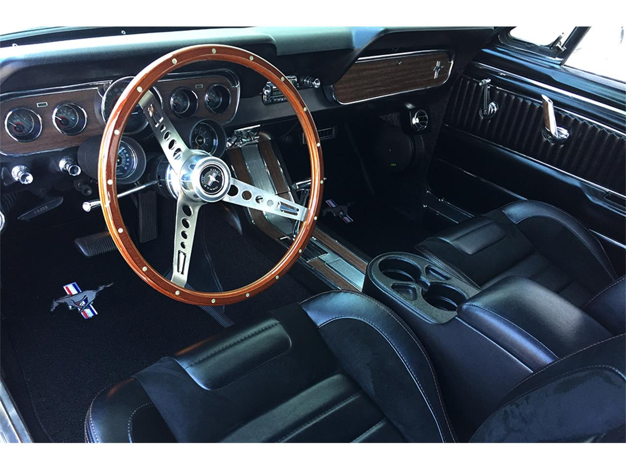 Large Picture of '66 Mustang Ranchero - LAWV