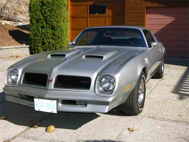 Picture of 1976 Pontiac Firebird Formula located in Lake Country British Columbia - $19,000.00 - LAWX