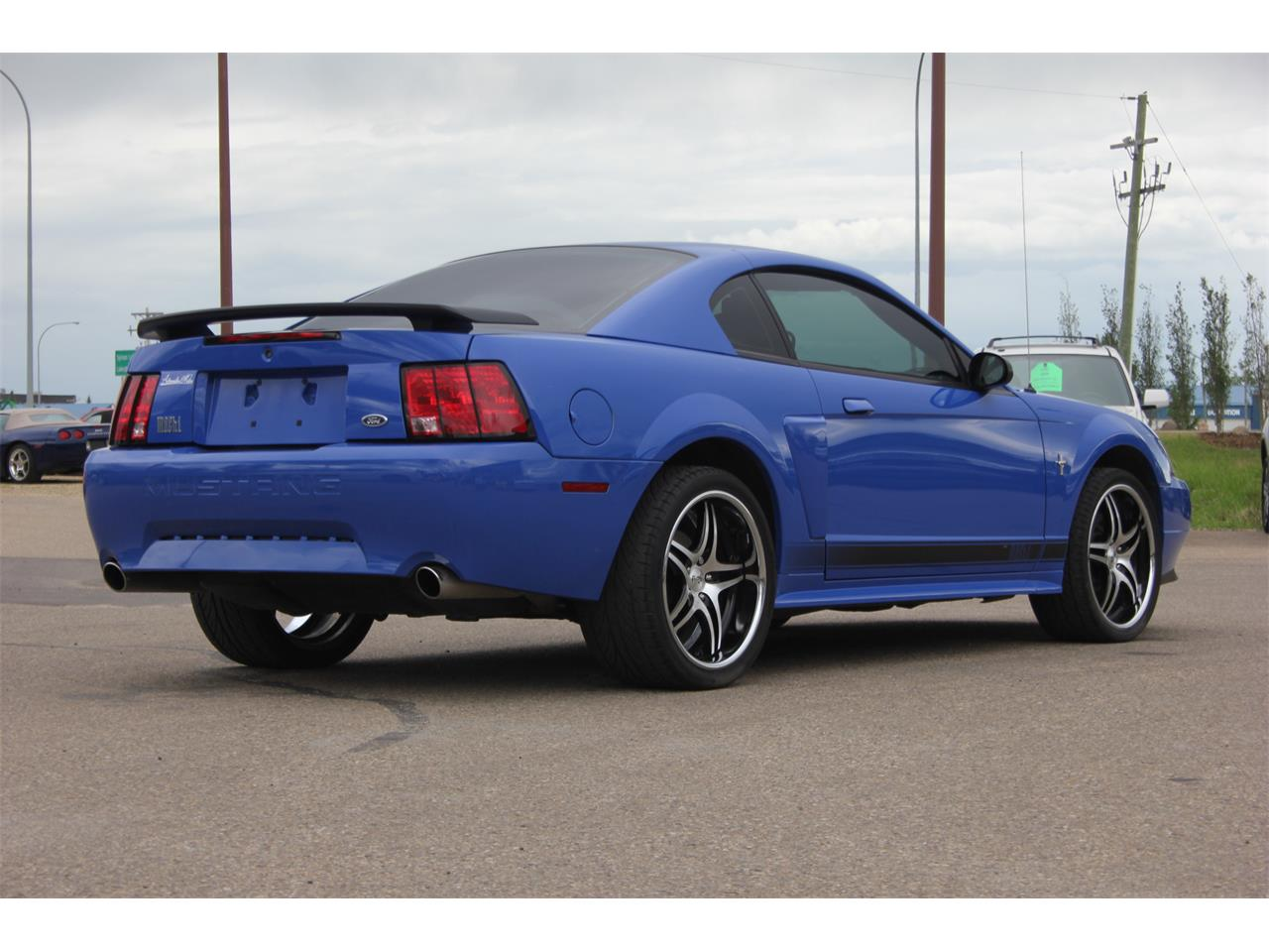 Large Picture of '03 Ford Mustang Mach 1 located in Alberta - $19,900.00 - LAXP