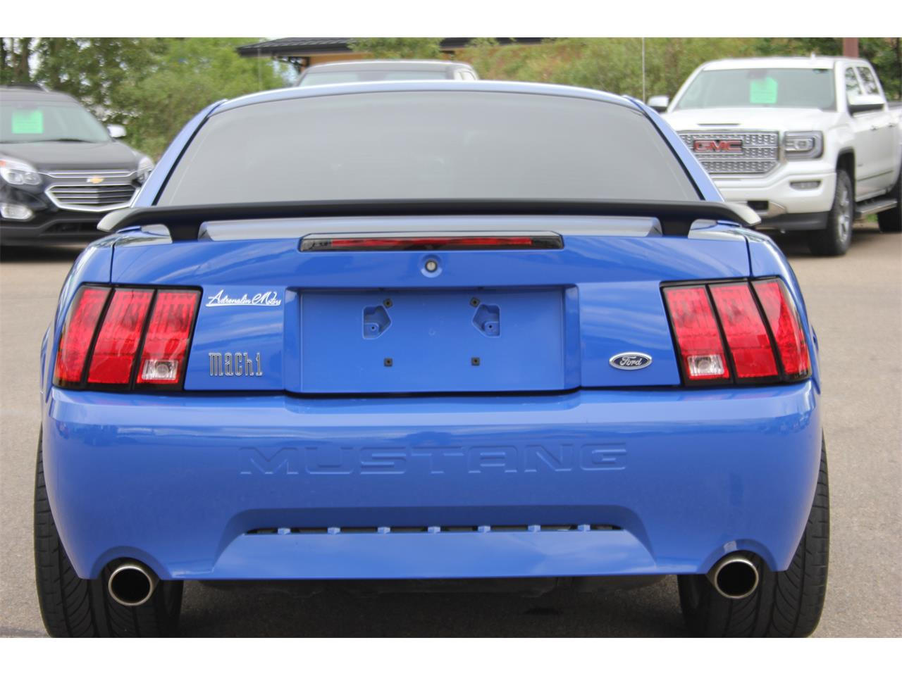 Large Picture of 2003 Mustang Mach 1 - $19,900.00 - LAXP