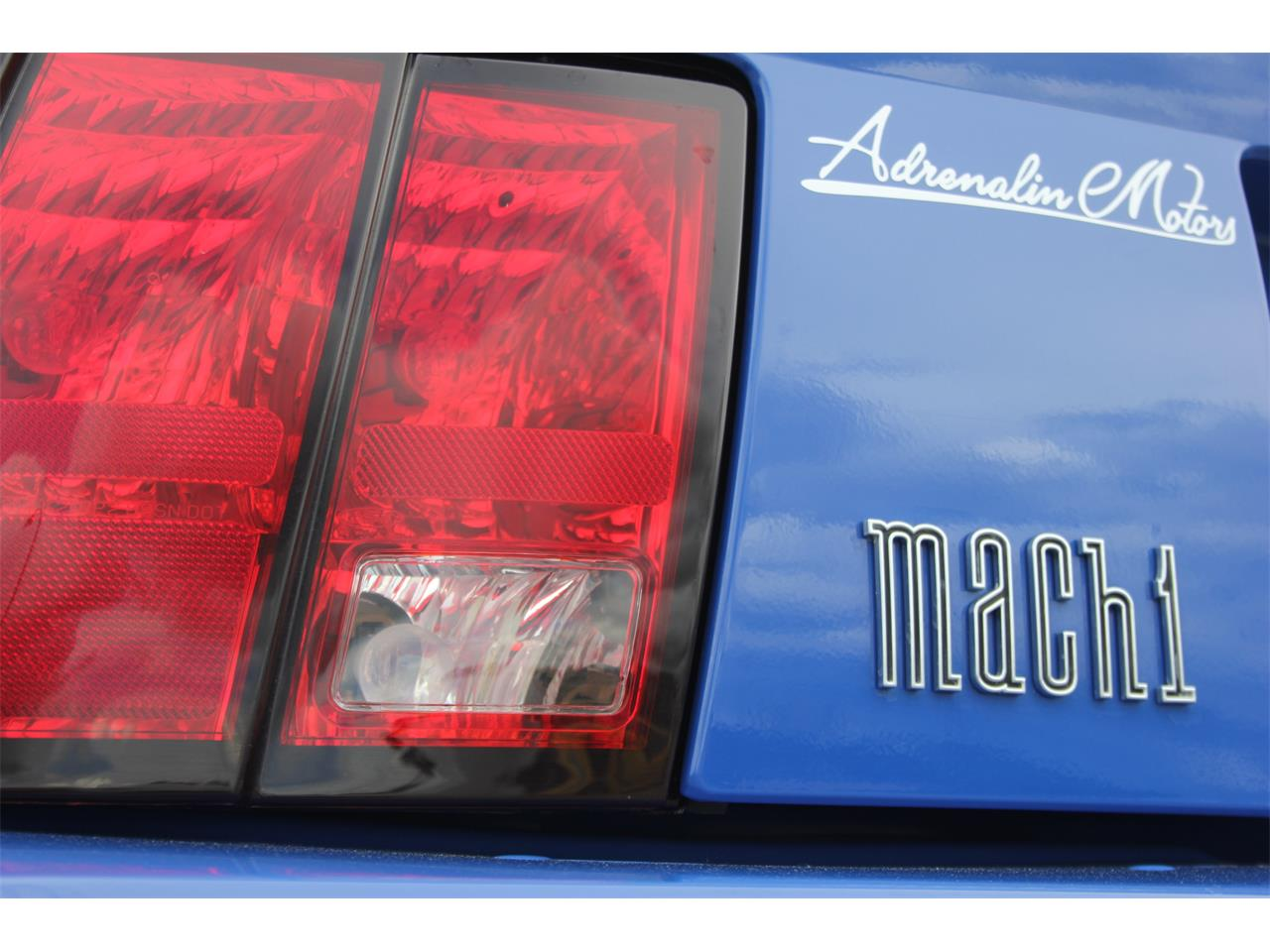 Large Picture of 2003 Ford Mustang Mach 1 Offered by Adrenalin Motors - LAXP