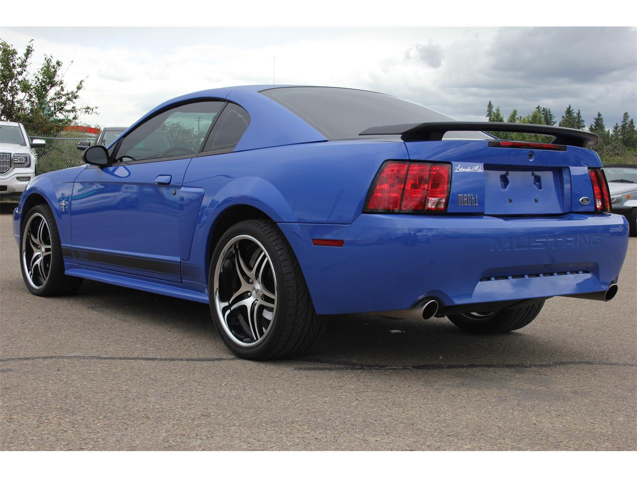 Large Picture of '03 Ford Mustang Mach 1 located in Sylvan Lake Alberta - $19,900.00 - LAXP