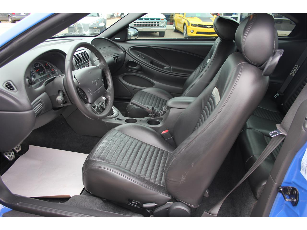 Large Picture of '03 Ford Mustang Mach 1 located in Sylvan Lake Alberta - $19,900.00 Offered by Adrenalin Motors - LAXP