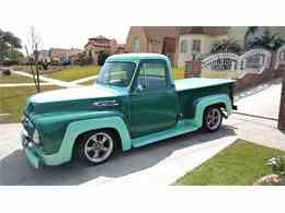 Picture of '54 F100 - LAXS