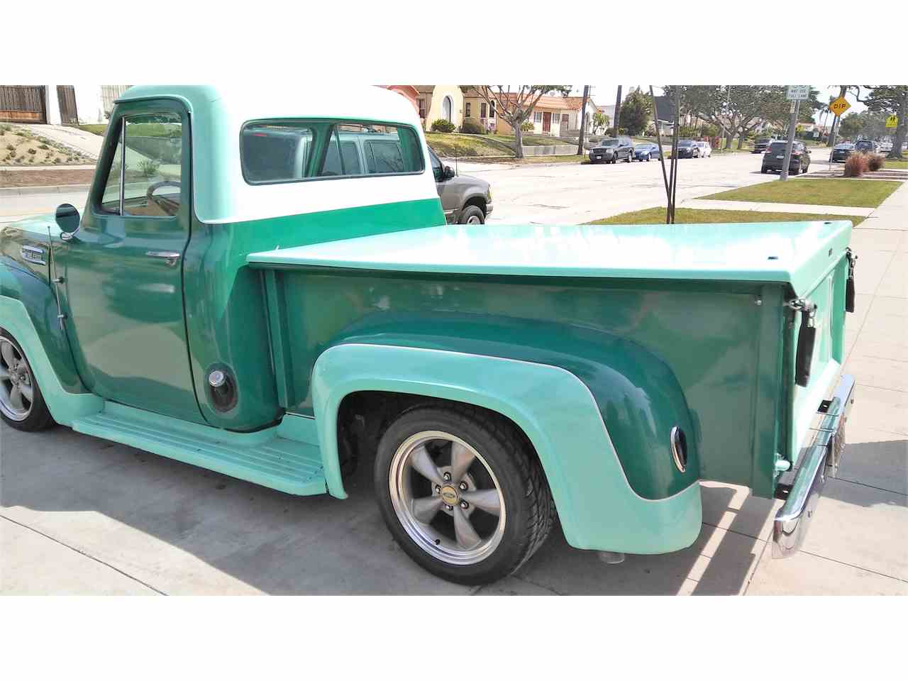 Large Picture of '54 F100 - LAXS