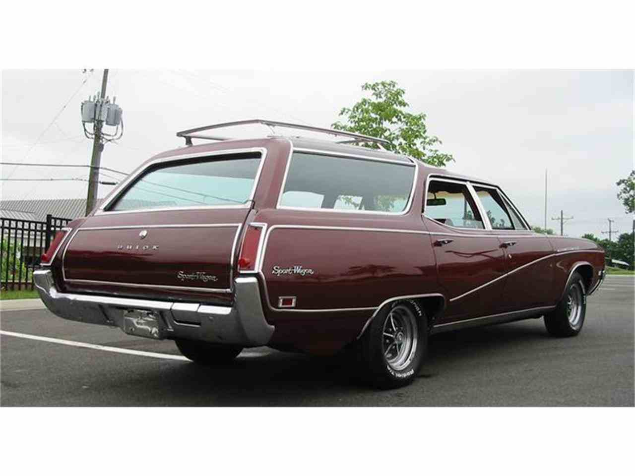 Large Picture of '69 Sport Wagon - LAY4
