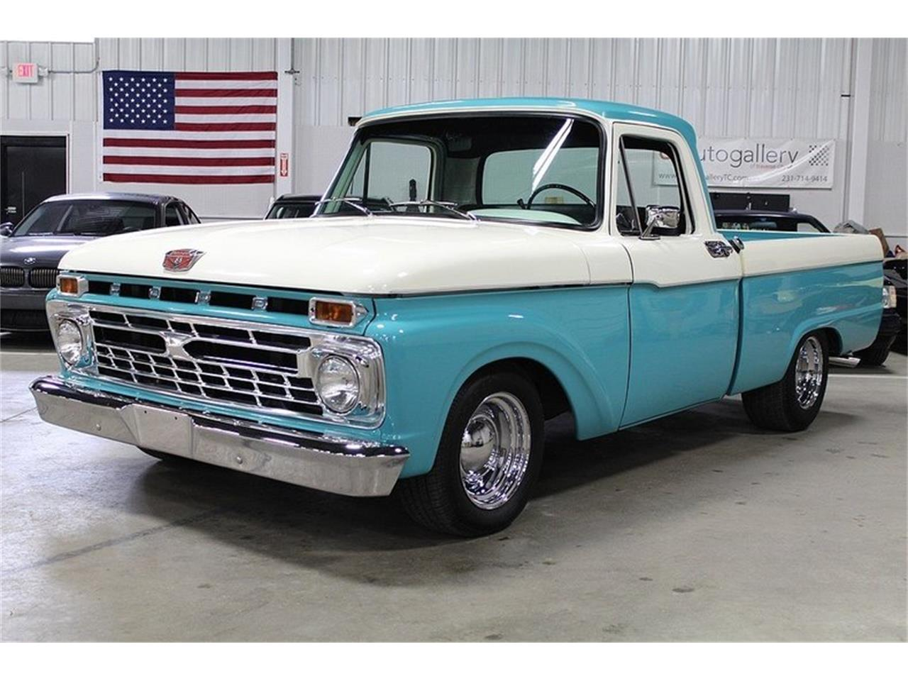 Large Picture of '65 F100 - LAYM