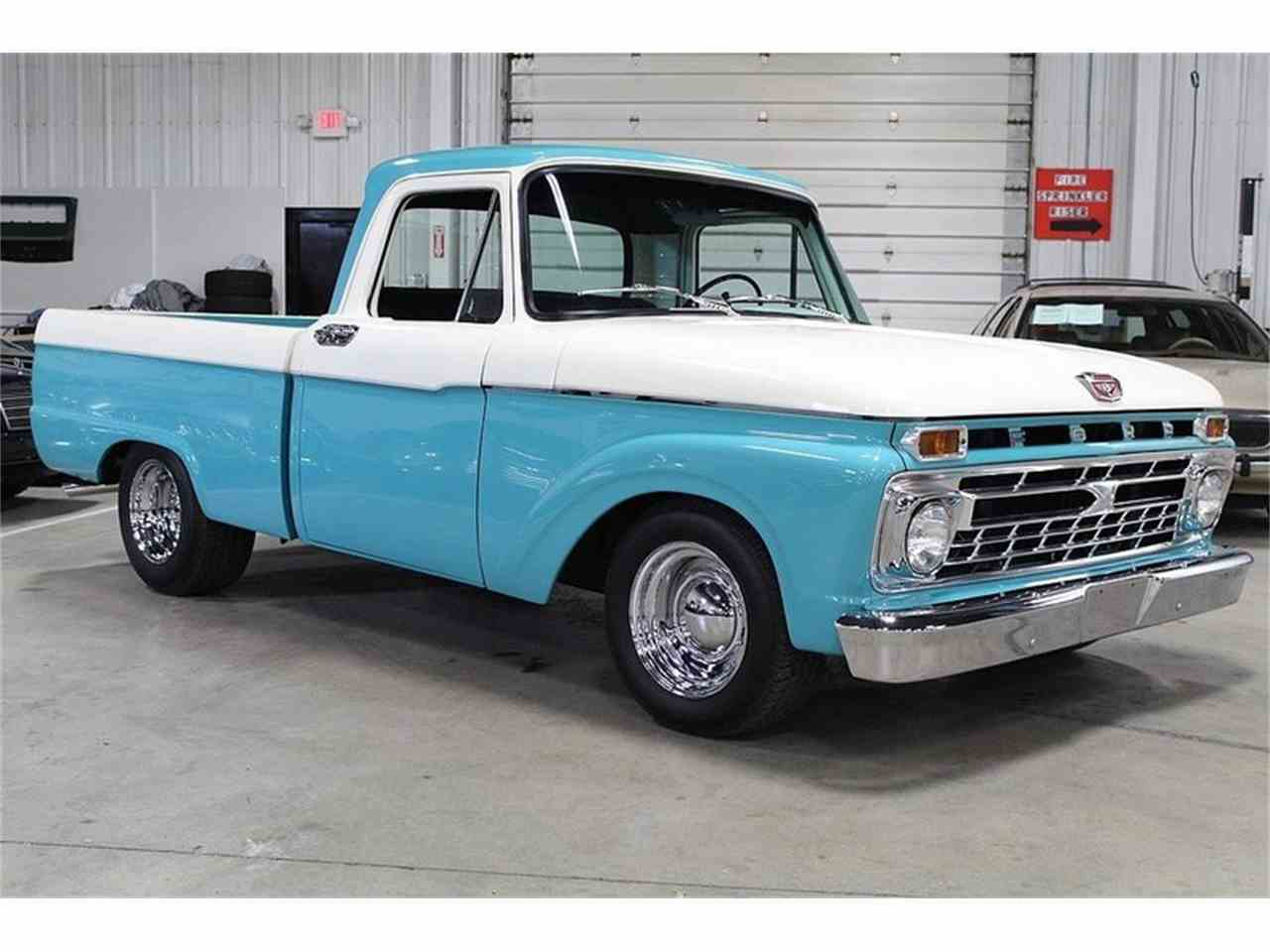1965 Ford F100 for Sale | ClassicCars.com | CC-993982