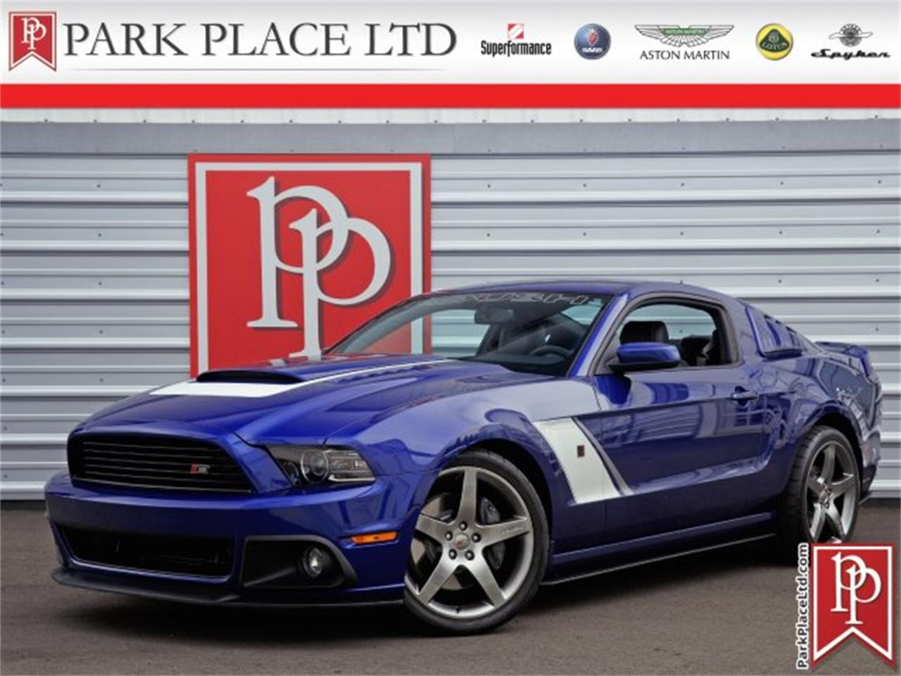 Large Picture of '13 Mustang - L7X4