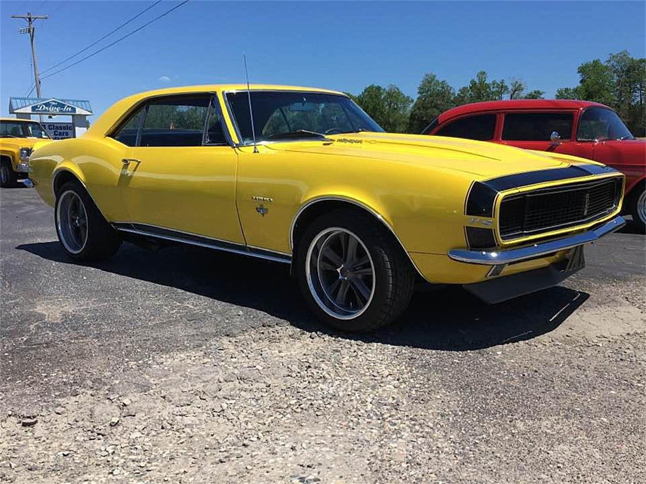 Large Picture of 1967 Chevrolet Camaro located in New York - LAZ6