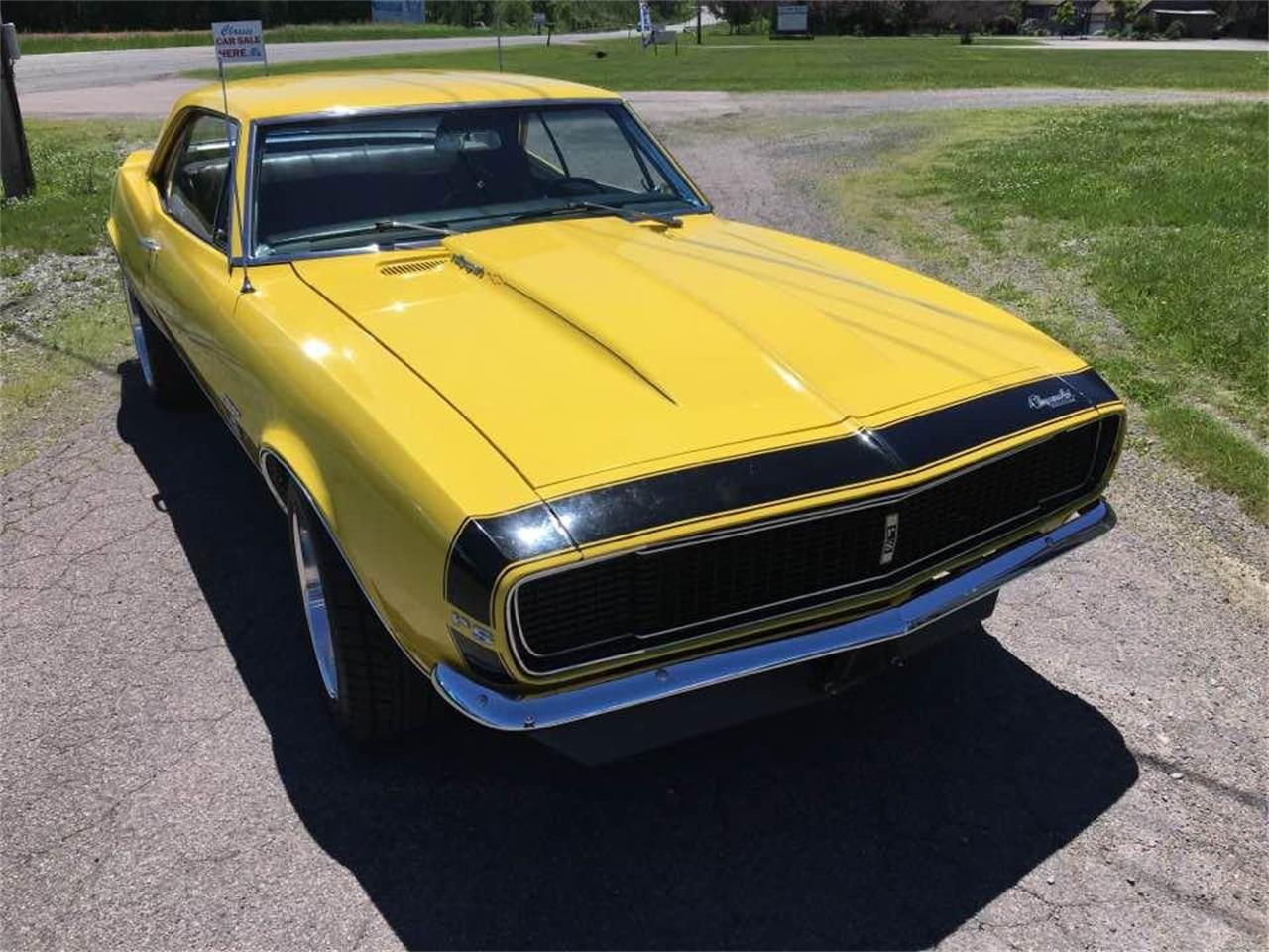 Large Picture of Classic 1967 Chevrolet Camaro located in Malone New York - $34,500.00 Offered by AB Classic Cars - LAZ6