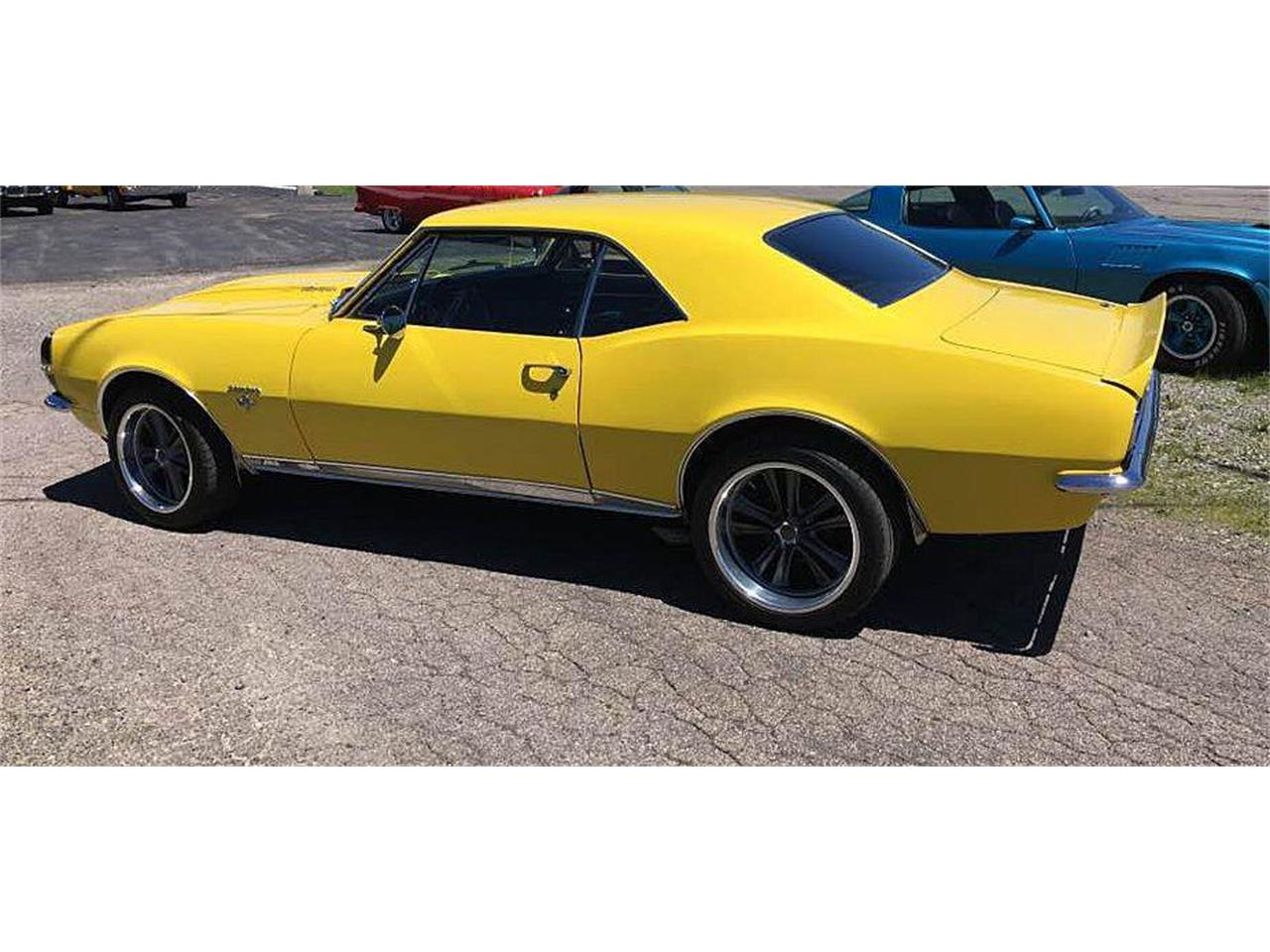 Large Picture of Classic '67 Chevrolet Camaro - $34,500.00 Offered by AB Classic Cars - LAZ6