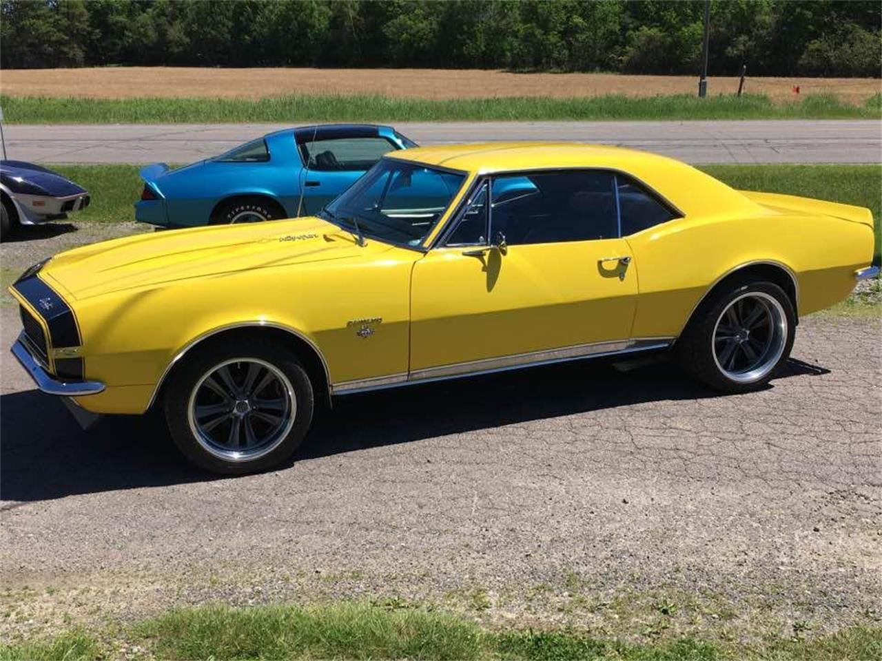 Large Picture of Classic '67 Camaro located in Malone New York Offered by AB Classic Cars - LAZ6