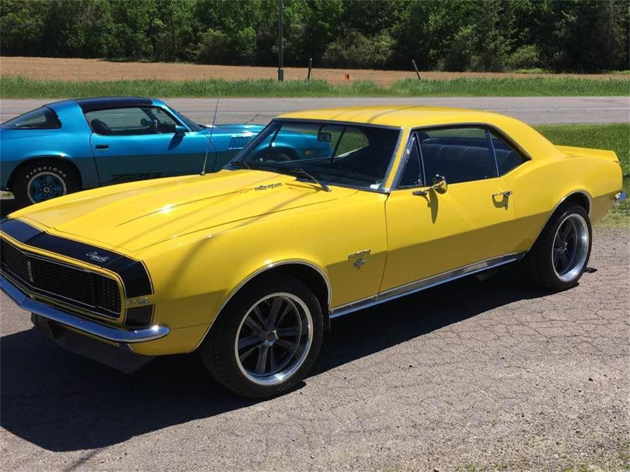 Large Picture of Classic '67 Chevrolet Camaro located in New York Offered by AB Classic Cars - LAZ6