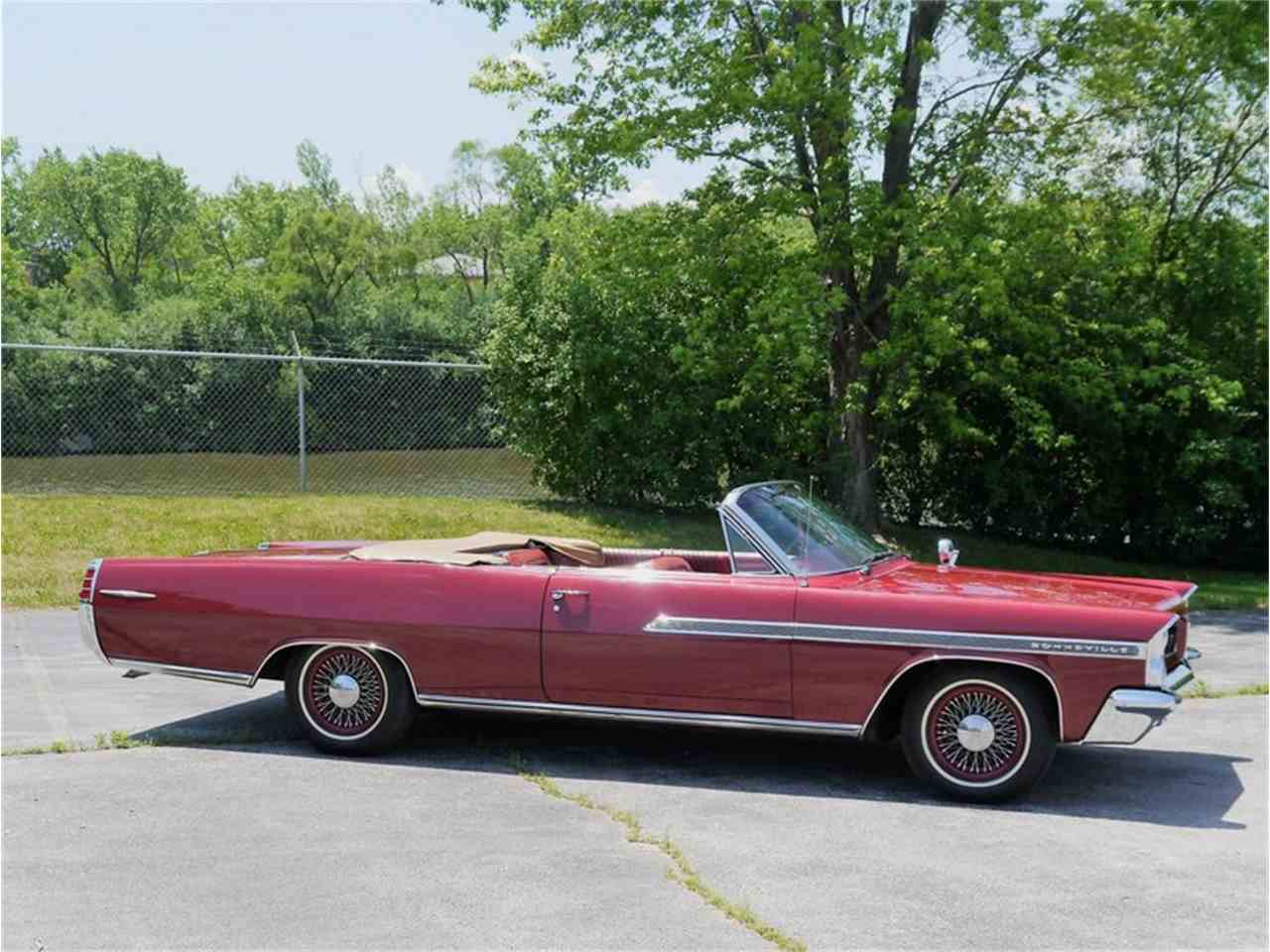 Large Picture of Classic '63 Bonneville - $29,900.00 - LAZG